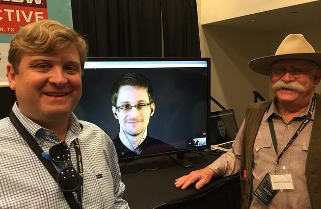 Edward Snowden on Internet Security and VPNS